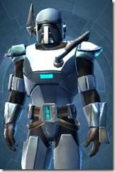 TT-17A Hydra - Male Close