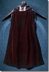 Sith Archon - Male Back
