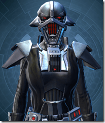 Sith Champion - Female Close