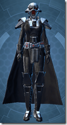 Sith Champion - Female Front