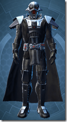 Sith Champion - Male Front
