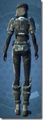 TD-17A Imperator - Female Back