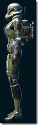 Trooper's Exalted Left