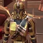 Trooper's Exalted