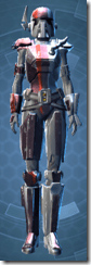TT-16A Powered Assault Imp - Female Front