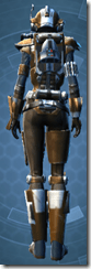 RD-16B Enforcer Imp - Female Back
