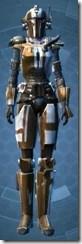 RD-16B Enforcer Imp - Female Front