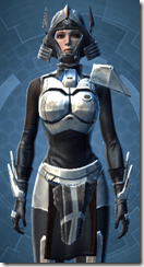 Battlemaster Weaponmaster Pub - Female Close