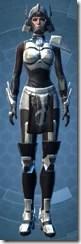 Battlemaster Weaponmaster Pub - Female Front