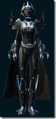 E Elite War Hero Weaponmaster Front