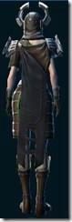 F War Hero Force-Master Back