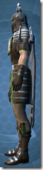 War Hero Force-Master Pub - Male Left
