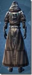 Bladefury - Male Back