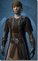 Jedi Promulgator - Male Close