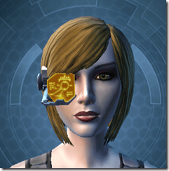 Gold Efficiency Scanner - Female Close