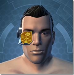 Gold Efficiency Scanner - Male Close