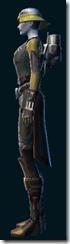 Hunter's Renowned Left