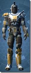 TH-15A War Medic Imp - Male Front