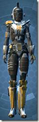TH-15B War Medic Imp - Female Front