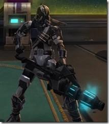 Hojutsu Weapon
