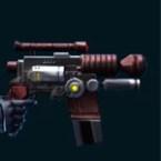 Conqueror Combat Medic/ Eliminator/ Combat Tech/ Supercommando Blaster Pistol