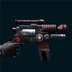 Conqueror Field Medic/ Enforcer/ Field Tech/ Professional Blaster Pistol/ Offhand