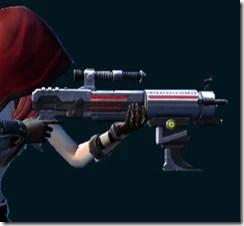 Conqueror Combat Tech's Blaster Rifle