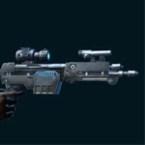 Dread Guard Enforcer Blaster Pistol
