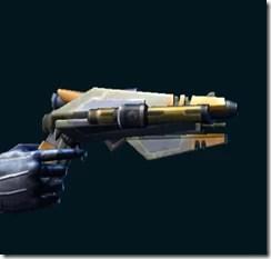 Dread Guard Combat Medic's Blaster Pistol
