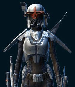 Remnant Arkanian Bounty Hunter