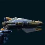 Elite War Hero Combat Medic Blaster Pistol