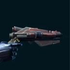 Elite War Hero Eliminator Blaster Pistol