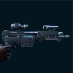 Elite War Hero Enforcer Blaster Pistol