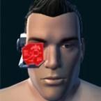 Red Efficiency Scanner