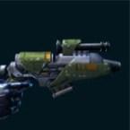 War Hero Combat Tech Blaster Pistol