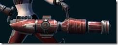 War Hero Eliminator's Assault Cannon