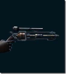 War Hero Enforcer's Blaster Pistol
