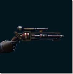 War Hero Field Medic's Blaster Pistol