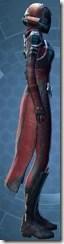Kell Dragon Agent - Female Right