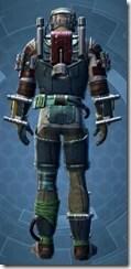 EM Conqueror Supercommando Back