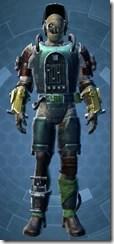 EM Conqueror Supercommando Front