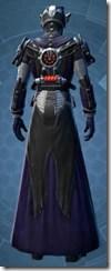 EM Underworld Force Master Back