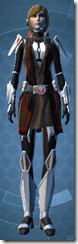Firebrand Knight Animated - Female Front