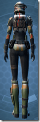 Firebrand Trooper Animated - Female Back