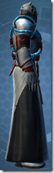 Kell Dragon Inquisitor - Male Right