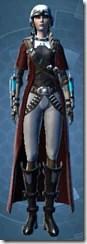 Kell Dragon Smuggler - Female Front