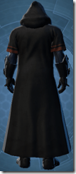 M Eradicator's Back