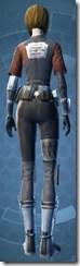 Turncoat - Female Back