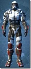 Commando Elite - Male Front