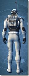 Commando - Male Back